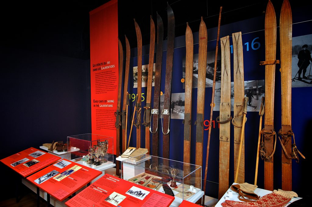 Musée du ski - Zone 2