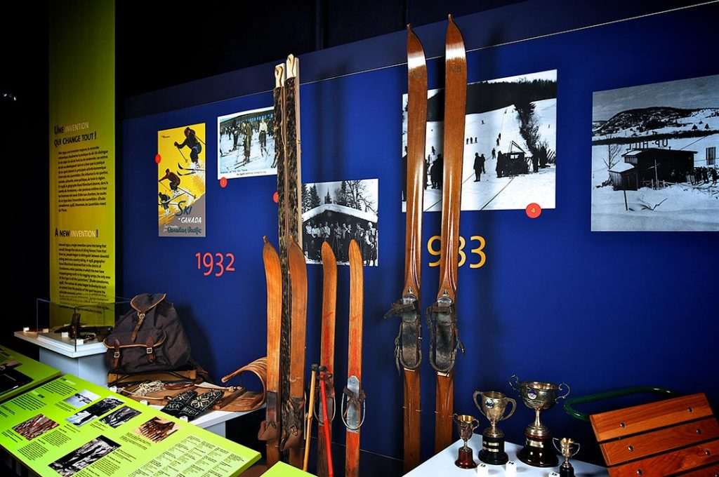 Musée du ski - Zone 3-2