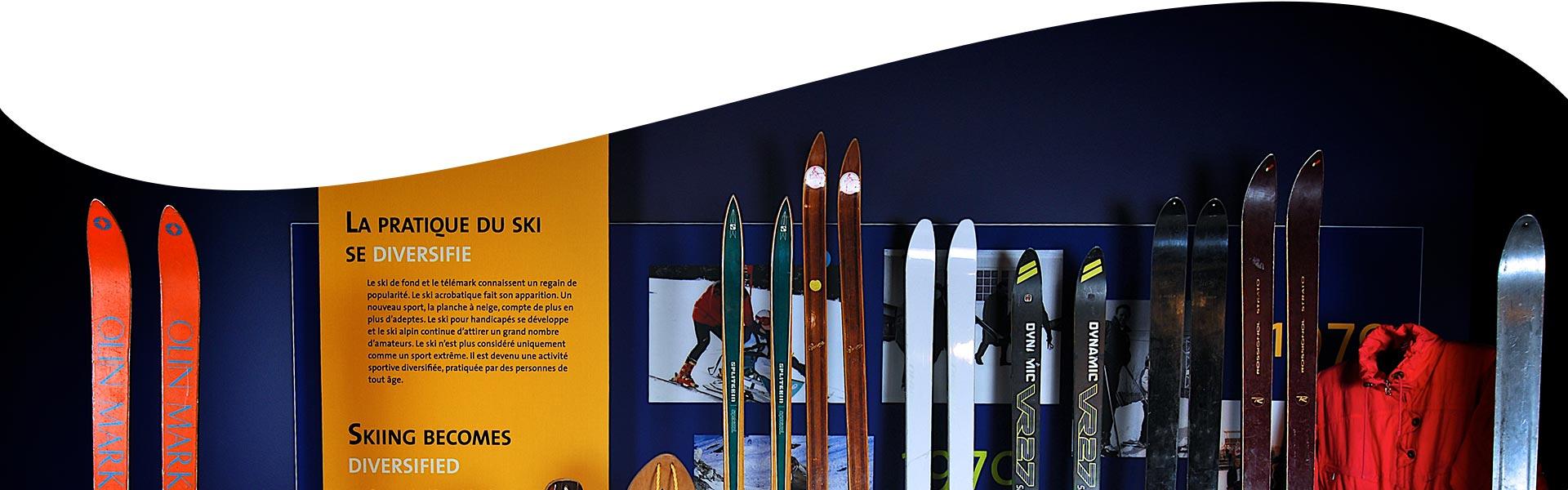 Musée du ski - Planifiez votre visite