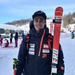 Simon Fournier ©Photo: Ski Québec Alpin | Prix Jacques G. Hébert | Temple de la Renomée du ski des Laurentides