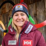 Geneviève Frigon ©Photo: Ski Québec Alpin | Prix Jacques G. Hébert | Temple de la Renomée du ski des Laurentides