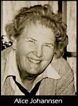 Alice  Johannsen*