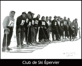 Club de ski Épervier