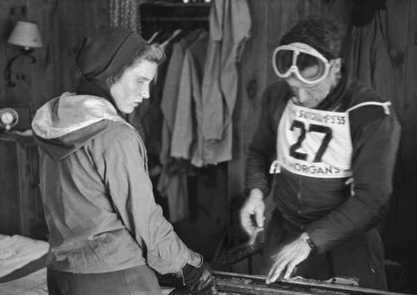 Lucille Wheeler et Ernie McCullochmm